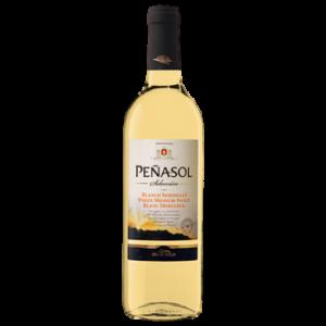 Вино Penasol белое полусладкое 0,75 л