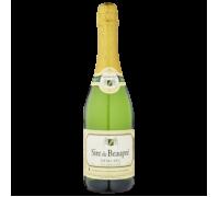 Вино игристое Sire De Beaupre белое полусухое 0,75 л
