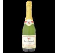 Вино игристое Sire De Beaupre белое брют 0,75 л