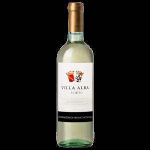 Вино Villa Alba Orvieto Classico белое сухое 0,75 л