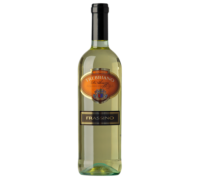 Вино Trebbiano д'Абруццо Frassino белое сухое 0,75 л