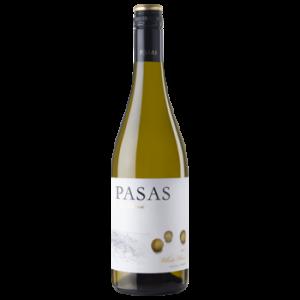 Вино Pasas Uva Blanca белое полусухое 0,75л