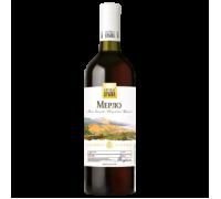 Вино Легенда Крыма Мерло красное полусладкое 0,75 л